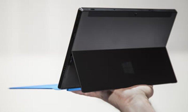 Microsoft lanzó a la venta la Surface en Estados Unidos el 26 de octubre pasado.  (Foto: AP)