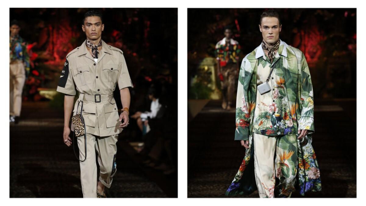 La nueva colección de Dolce & Gabbana da un recorrido desde Sicilia hasta Cuba