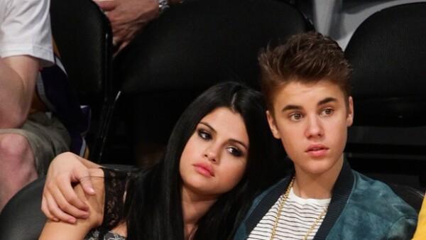 Selena y Justin terminaron en diciembre de 2012.