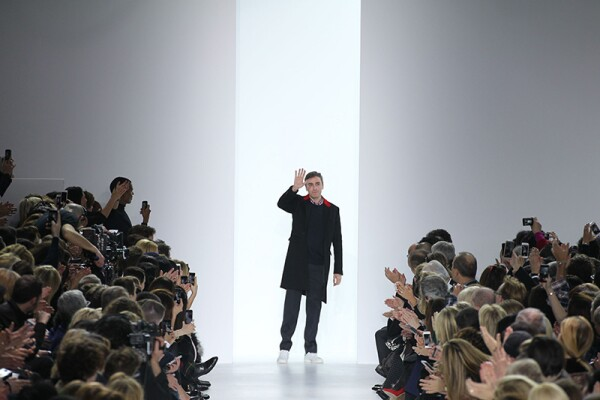 Dior Show, Autumn Winter 2014, Paris Fashion Week, France - 28 Feb 2014