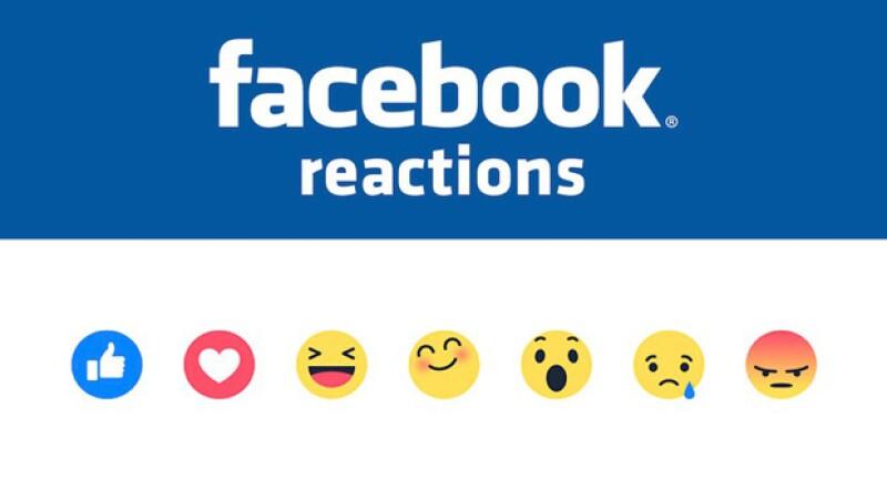 """La red social agregó cinco """"reacciones"""" nuevas además del """"Me Gusta"""" para usar en las publicaciones; con ello pretende dar más herramientas de expresión a los usuarios."""