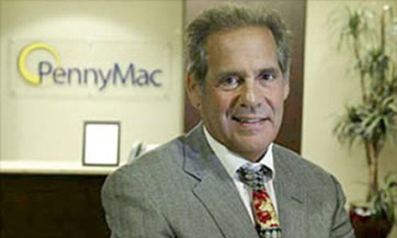 Stanford Kurland, actual CEO de Penny Mac, fue ejecutivo deCountrywide. (Foto: Cortesía Fortune)