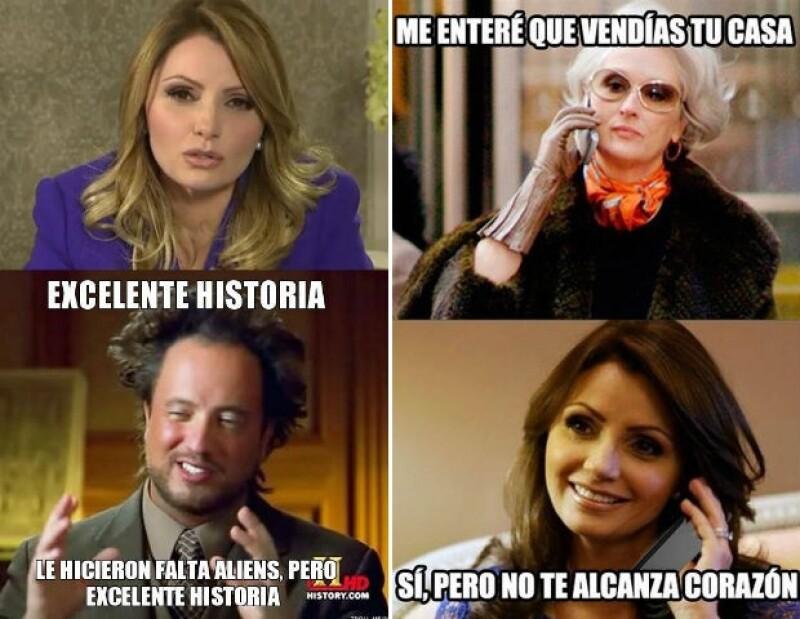 Entre críticas y sarcasmos, la creatividad mexicana no se ha hecho esperar tras el video donde la primera dama explica cómo adquirió su residencia en las Lomas.