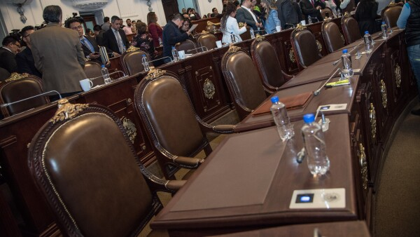 Primer Congreso de la CDMX