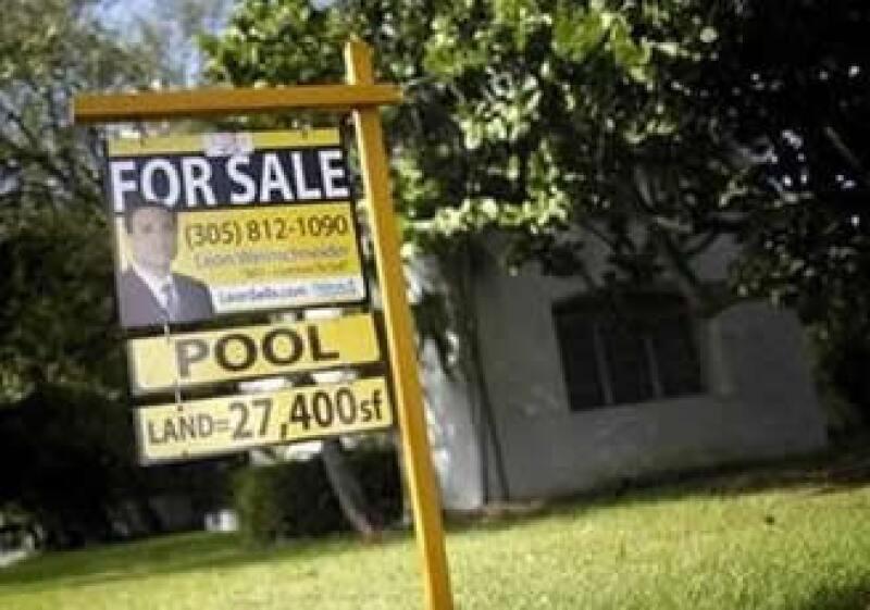 La crisis hipotecaria sigue afectando a la economía estadounidense. (Foto: Reuters)