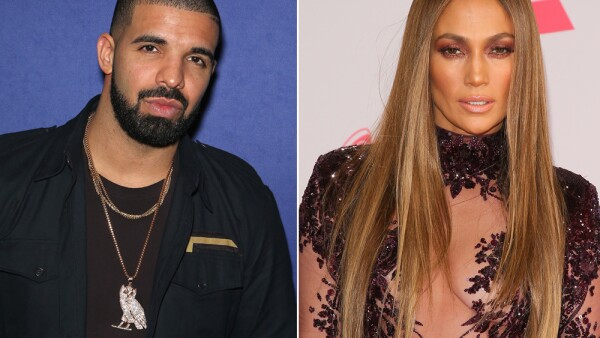 Jennifer Lopez y Drake