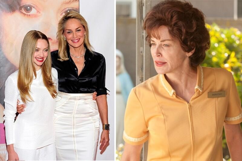 """La actriz sorprendió por su interpretación de Dorothy Boreman en la nueva película """"Garganta Profunda"""" protagonizada por Amanda Seyfried."""