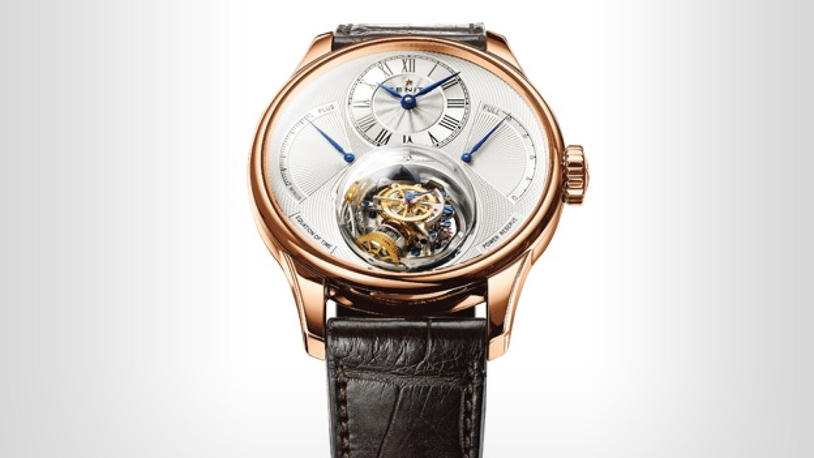reloj Zenith, Christophe Colomb