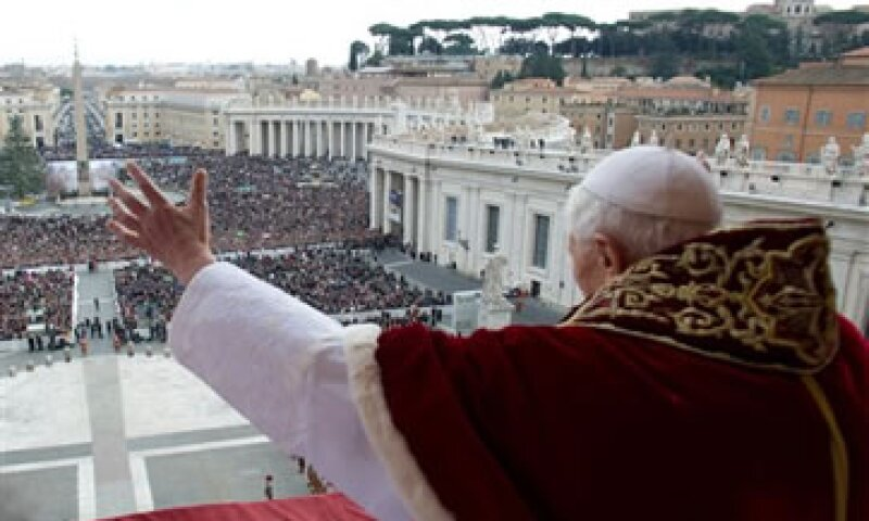La medida tiene carácter temporal, según informó el vocero del Vaticano.  (Foto: AP)