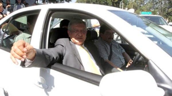 Andrés Manuel López Obrador ha apelado al amor para seducir a los votantes en las últimas semanas. (Foto: Notimex)