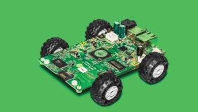 Prototipo de auto eléctrico