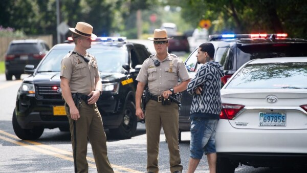 Un tiroteo en Maryland deja al menos tres personas muertas