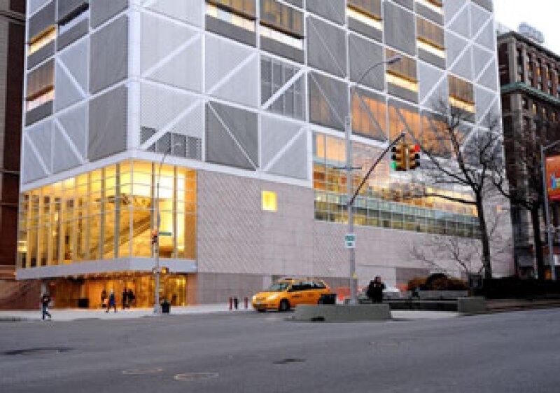 El diseño de este edificio estuvo a cargo de Rafael Moneo, arquitecto español, ganador del premio Pritzker. (Foto: Cortesía Universidad de Columbia)