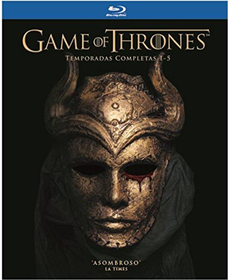 Game of Thrones. Temporadas 1 - 5 (Blu-ray)