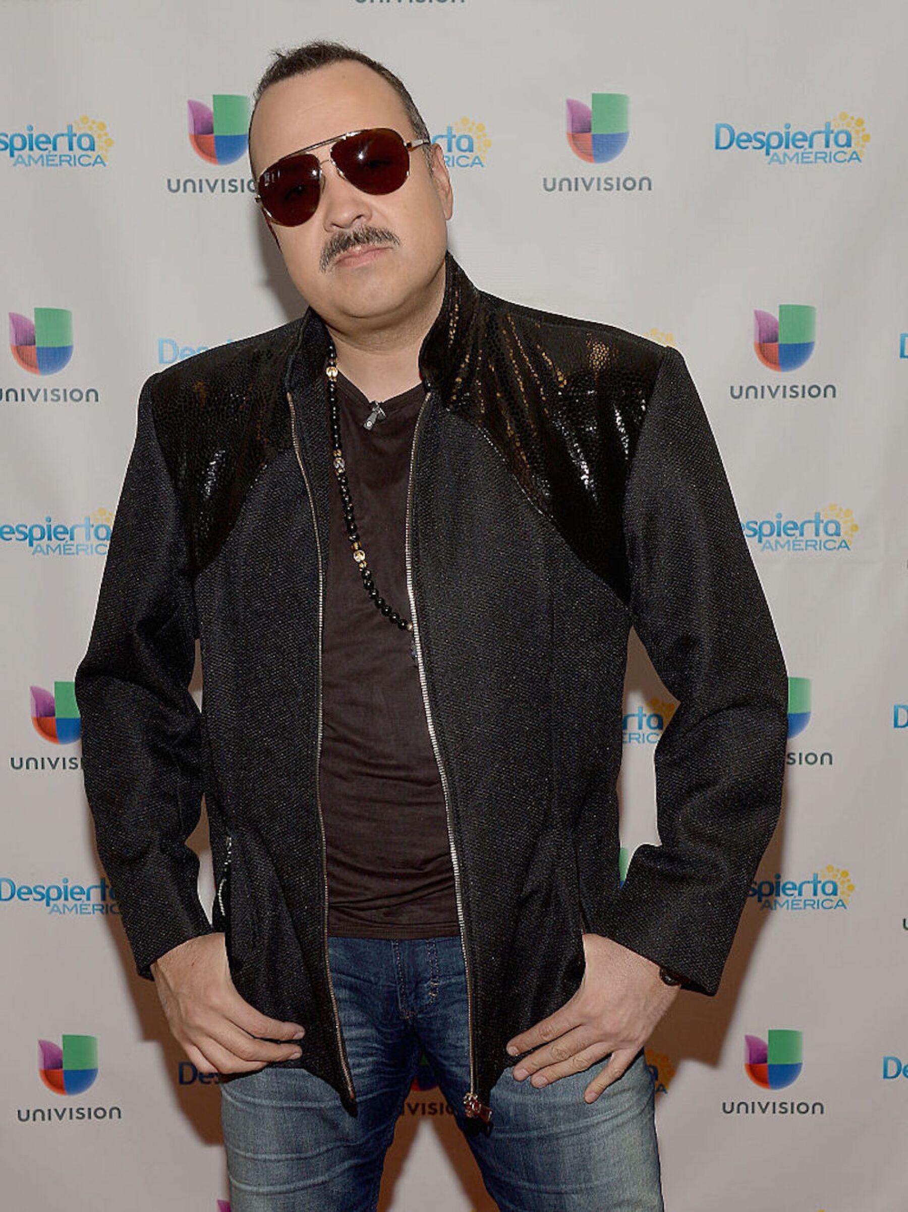"Celebrities On The Set Of Univision's ""Despierta America"""