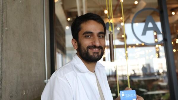 Matin Tamizi emprendedor