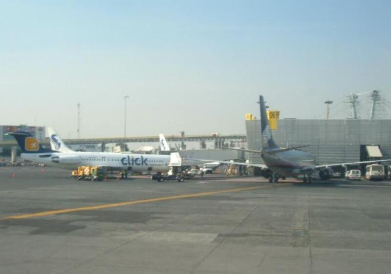 Aeropuerto Internacional de la Ciudad de M�xico