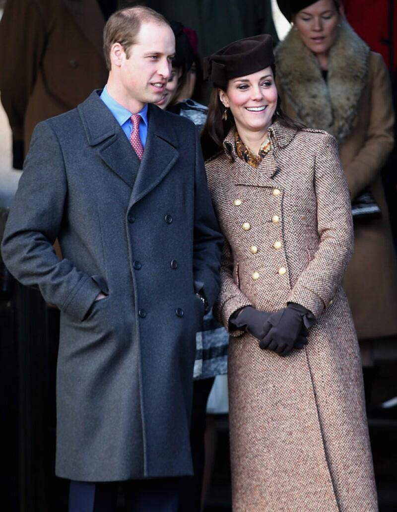 La familia Real siempre se muestra muy discreta en cuanto a los detalles de sus bebés se refiere.