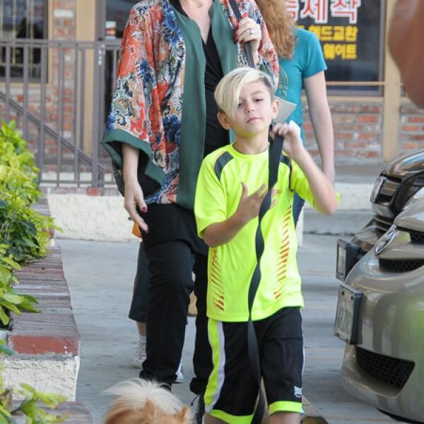 Kensington Rossdale, hijo de Gwen Stefani