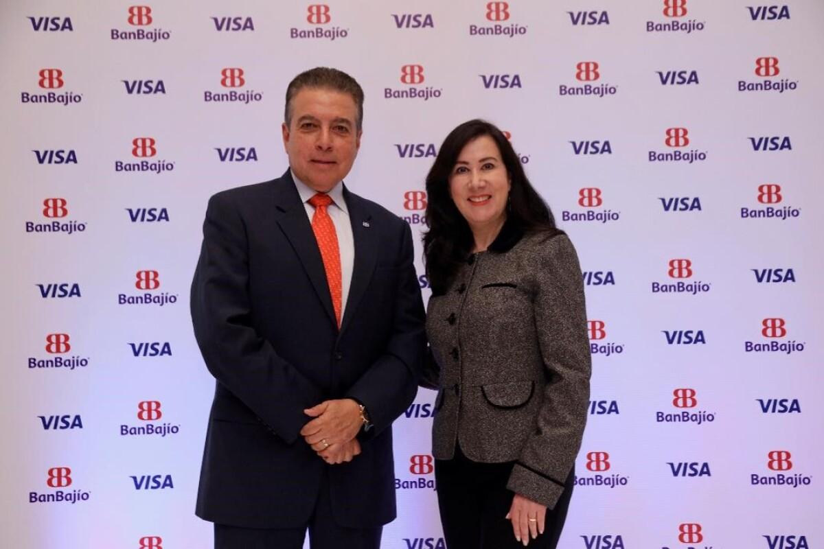 BanBajío va por clientes de banca personal con ayuda de Visa