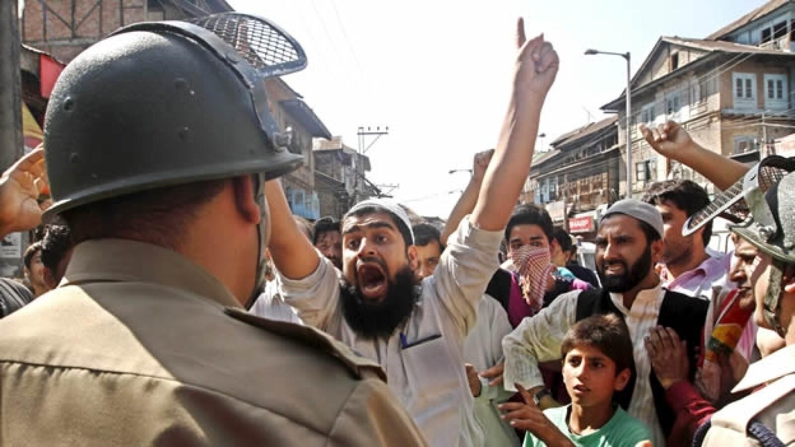 India protesta 1