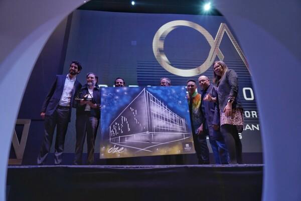 ganadores Palacio de la Música ODA 2019