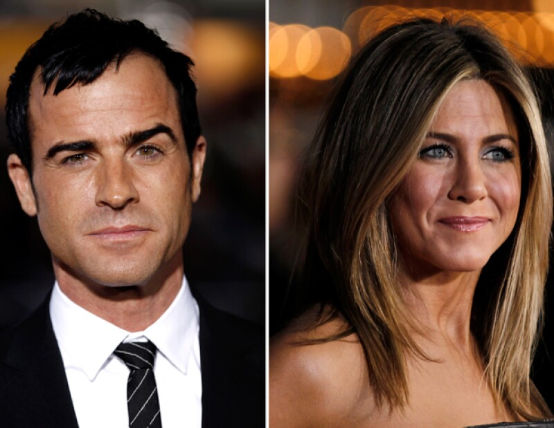 De acuerdo con la revista &#39People&#39, la actriz y su prometido Justin Theroux tienen planes de fugarse para que nadie pueda saber detalles sobre su boda.