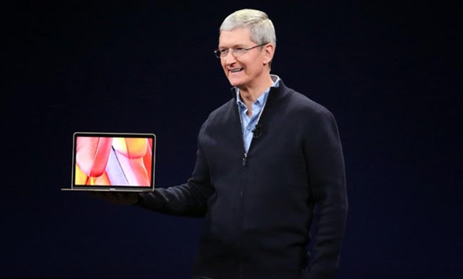 El costo inicial será de 1,299 dólares, y 1,599 dólares con un procesador más rápido. Llega al mercado a partir del 10 de abril .