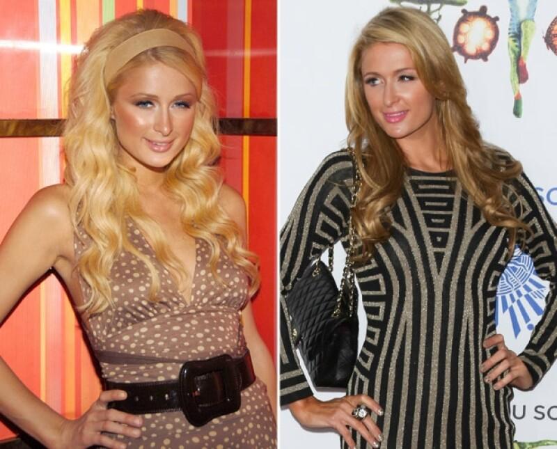 Paris Hilton, aunque sigue siendo un ícono de moda y estatus, los reflectores ya no la acaparan como antes.
