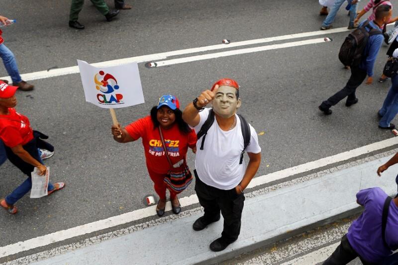 Señalan robo de ayuda en Venezuela