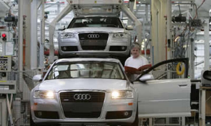 Audi decidirá este 2012 la ubicación exacta de la fábrica. (Foto: AP)