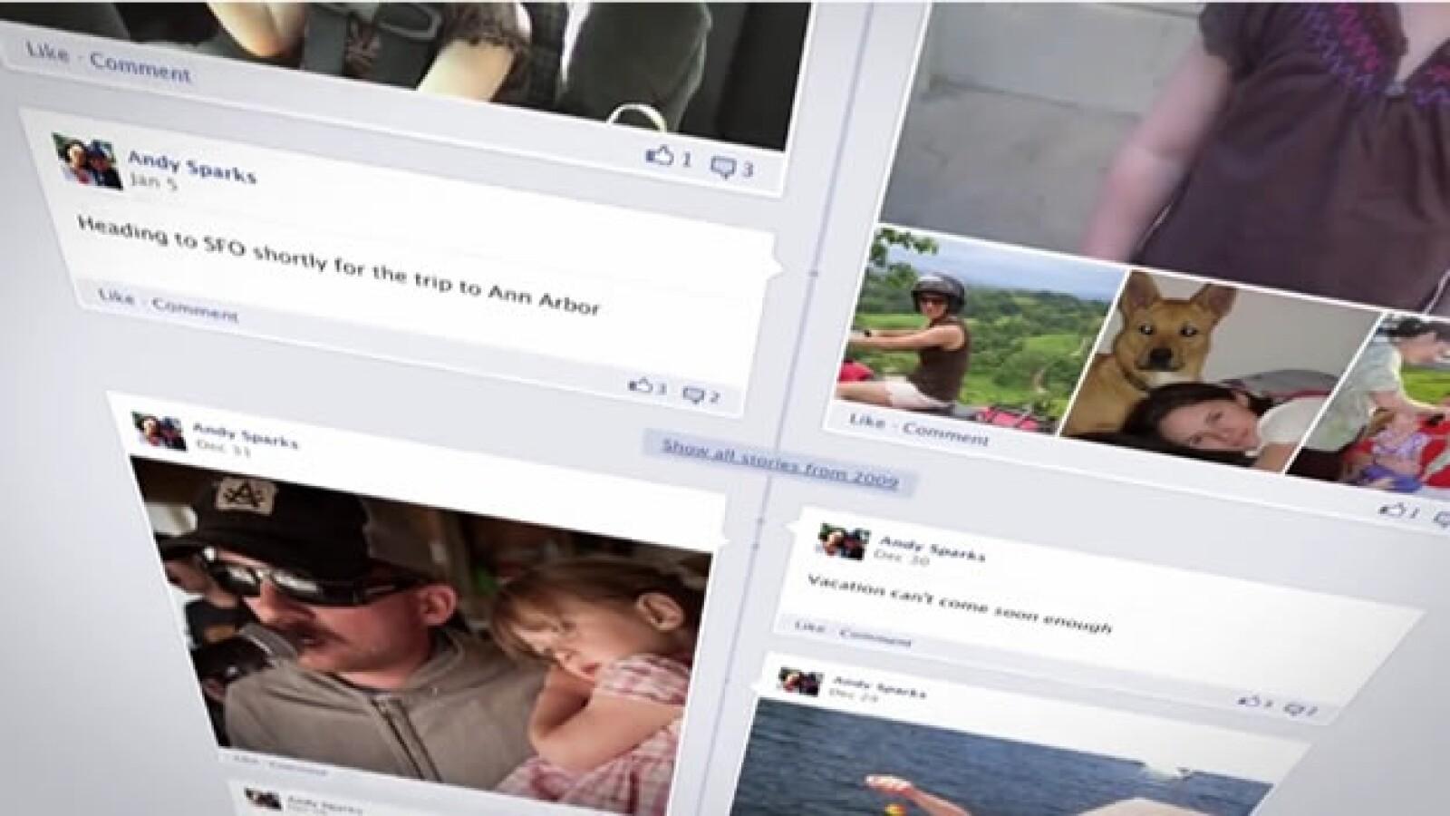 facebook nuevo timeline