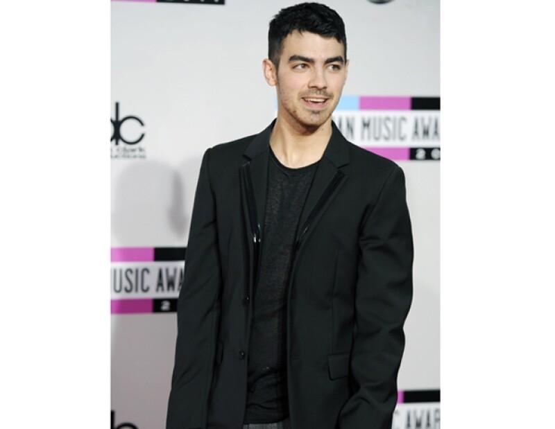 Joe Jonas: Aprovecha su tiempo libre para explotar sus habilidades para la cocina.
