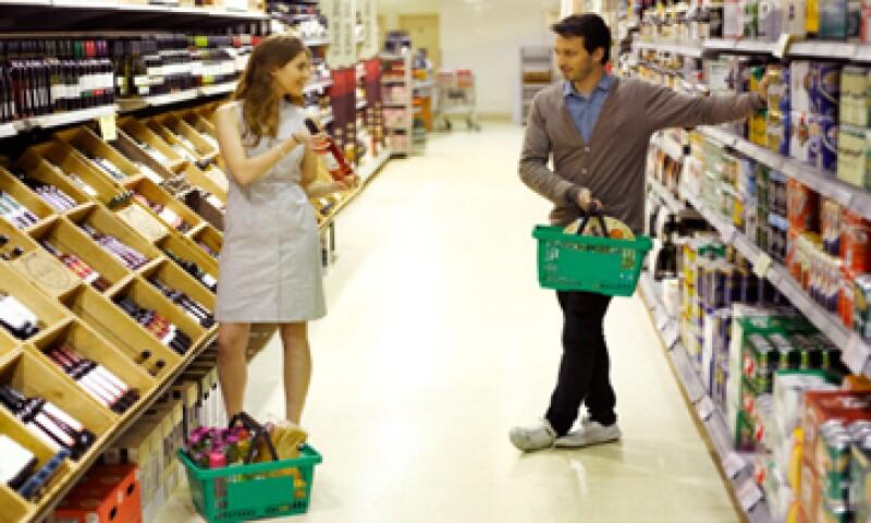 En su comparación anual, las ventas minoristas crecieron 2.5% en abril. (Foto: Getty Images)