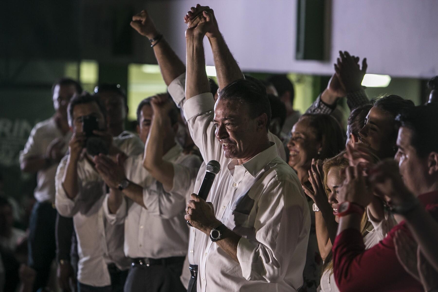 1 gubernatura, 18 ayuntamientos y 40 diputaciones estuvieron en disputa en las elecciones del 5 de junio.