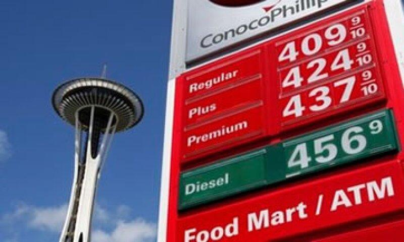 Economistas esperaban que la inflación subiera 0.1% en mayo. (Foto: ap)