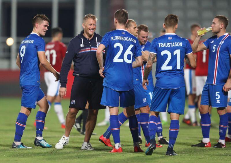 Islandia Selección Nacional