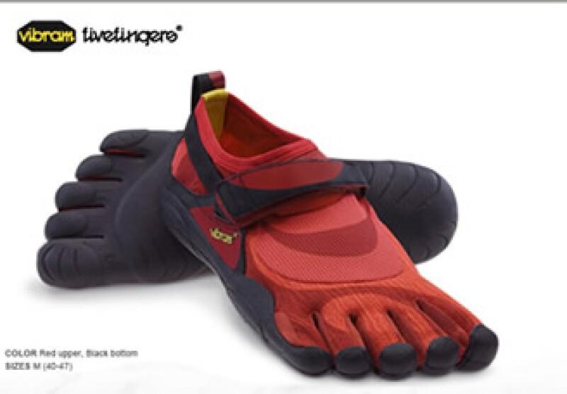 El éxito de un calzado con la forma de un pie ha sido difuminado por la red, los libros y el deporte. (Foto: Especial)