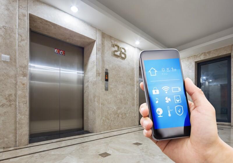 elevador inteligente