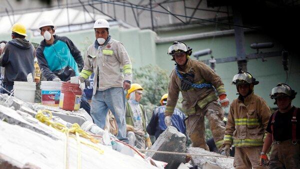 Construcciones colapsadas