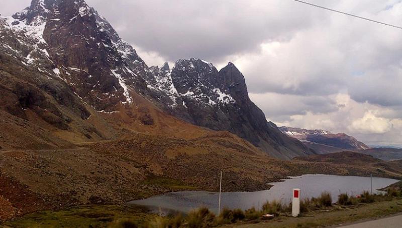 El Paso Ticlio, Perú