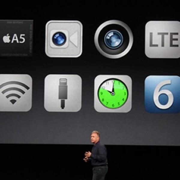 iPadmini iOS6 octubre 2012