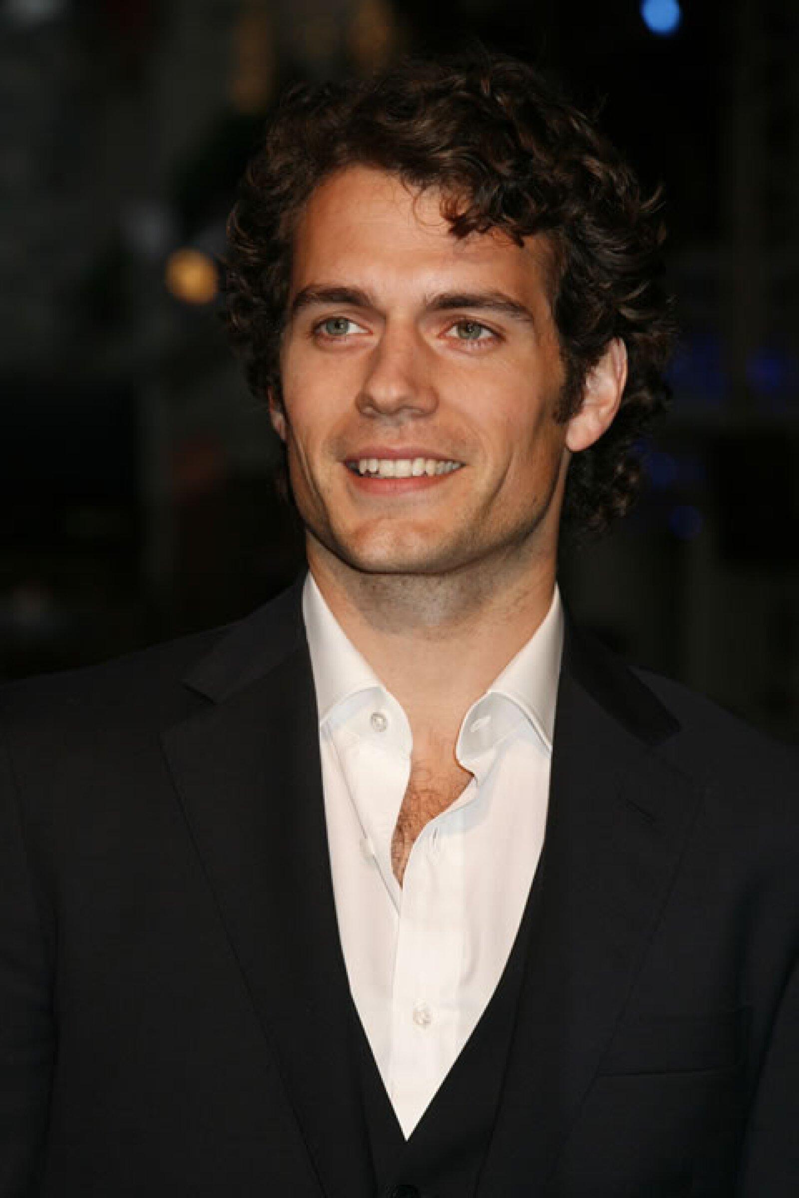 """Lo inicios de Cavill comenzaron en 2001 con la película """"Laguna""""."""