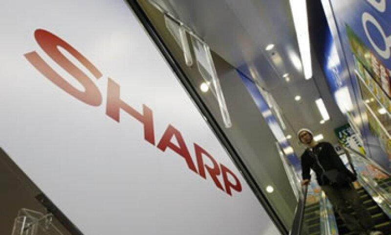Sharp ya había anunciado el recorte de 5,000 puestos de trabajo.  (Foto: Reuters)