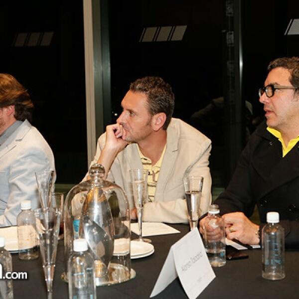 Geronimo Zorrilla,Lorenzo Campos y Alonso Taladrid