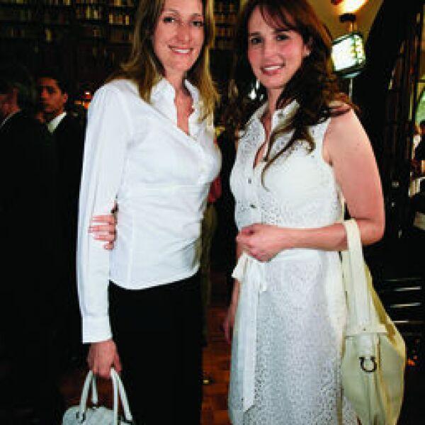 Alejandra Alemán, Vanessa Serrano