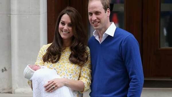En su primer viaje oficial al extranjero desde que naciera su hija el pasado 2 de mayo, el duque de Cambridge ha visitado Suiza.