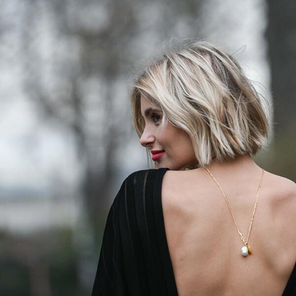 Street style, Fall Winter 2019, Paris Fashion Week, France - 03 Mar 2019