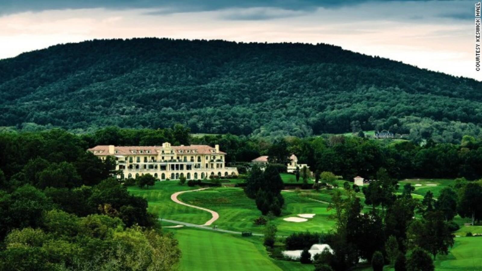 Keswick Hall, Virginia