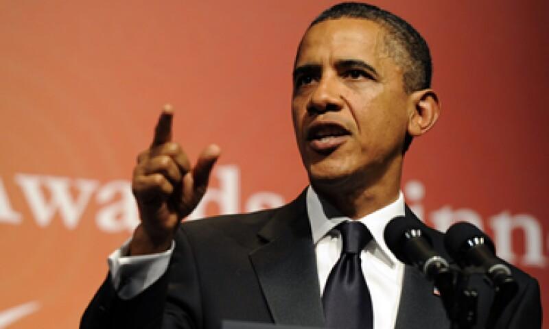Los índices de aprobación de Obama han bajado por las preocupaciones ante un desempleo alto y una nueva recesión. (Foto: Reuters)